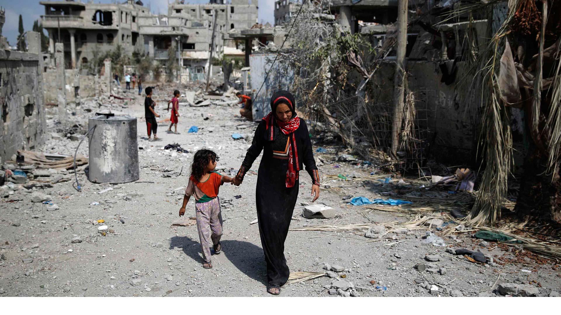 Las intervenciones militares han dañado la infraestructura, lo que ha impedido la reconstrucción y recuperación económica de la zona