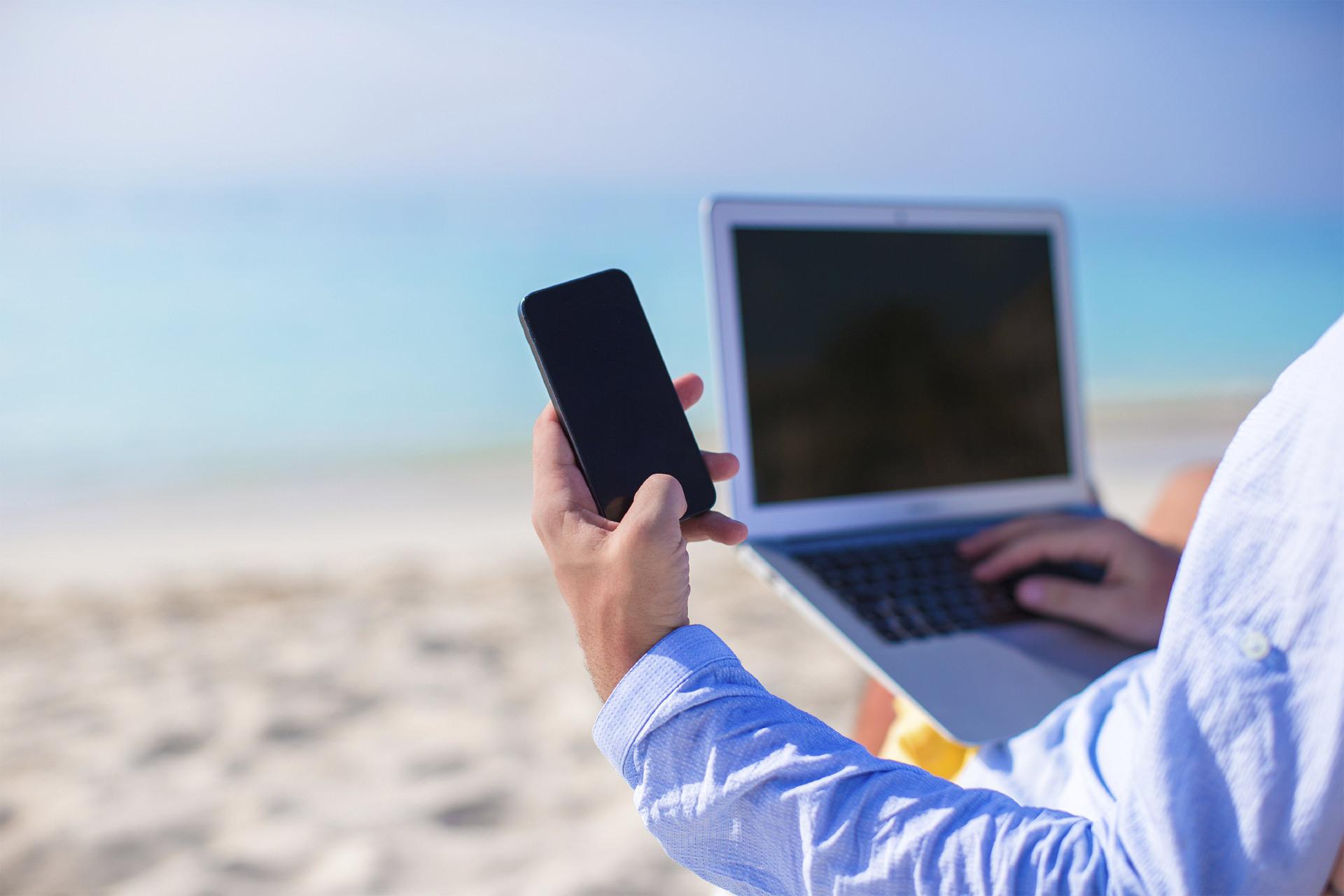 Con este tipo de descanso puede ocurrir que los empleados se tomen menos vacaciones para causar buena impresión