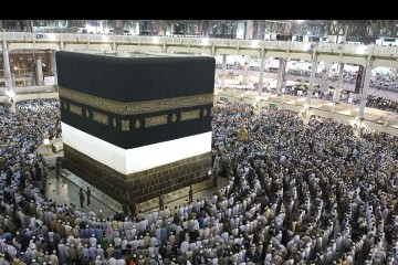 Al menos 87 muertos y 184 heridos en La Gran Mezquita de La Meca
