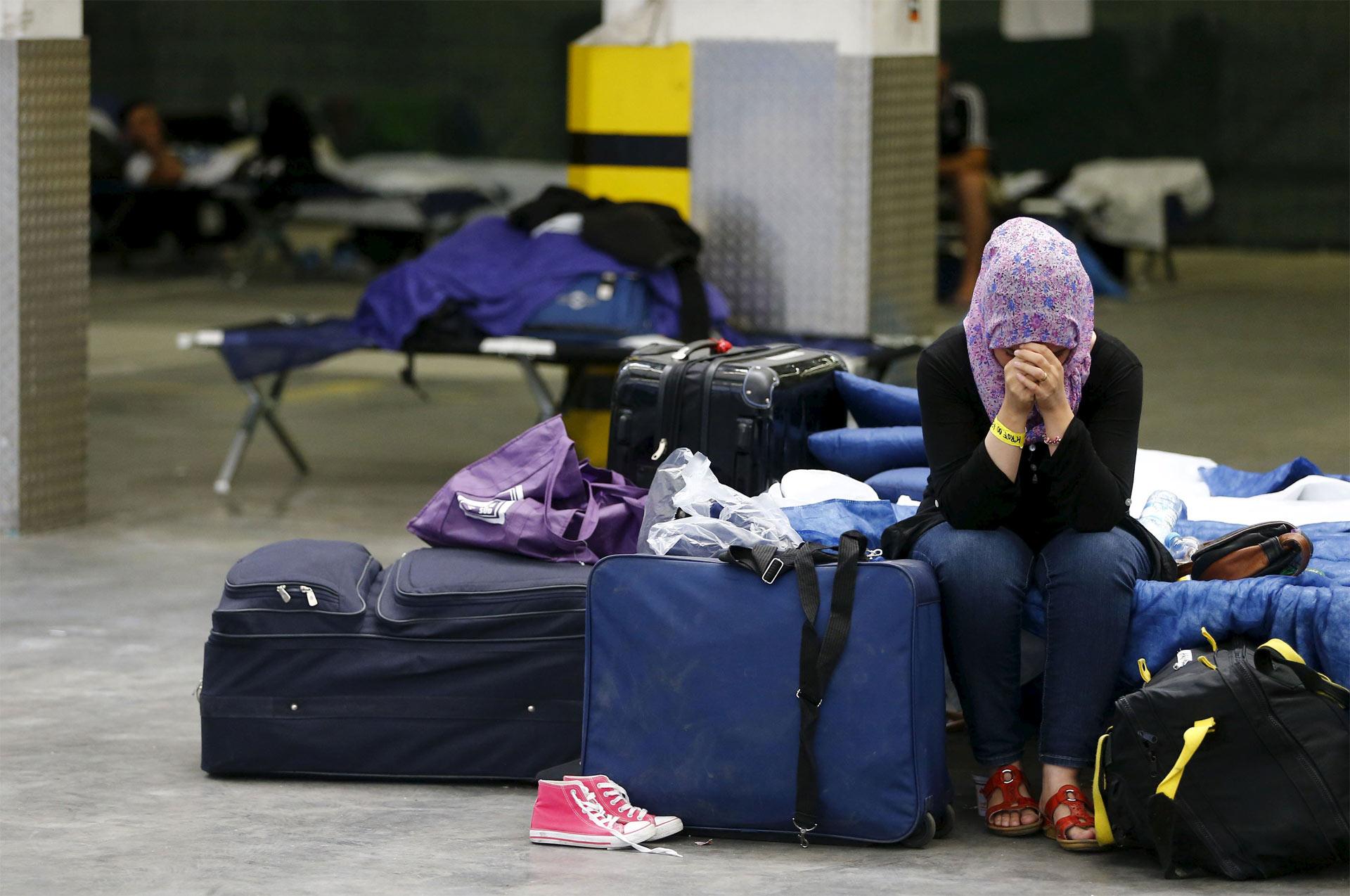 El país recibirá una cuota de refugiados por ahora, pero rechazó sistema obligatorio a largo plazo
