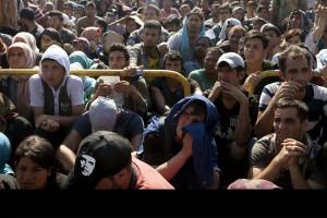 España denegó el 55% de las solicitudes de asilo. Un quinto de todos los migrantes provenían de Siria