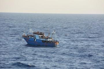 Casi tres mil inmigrantes muertos en el Mediterráneo