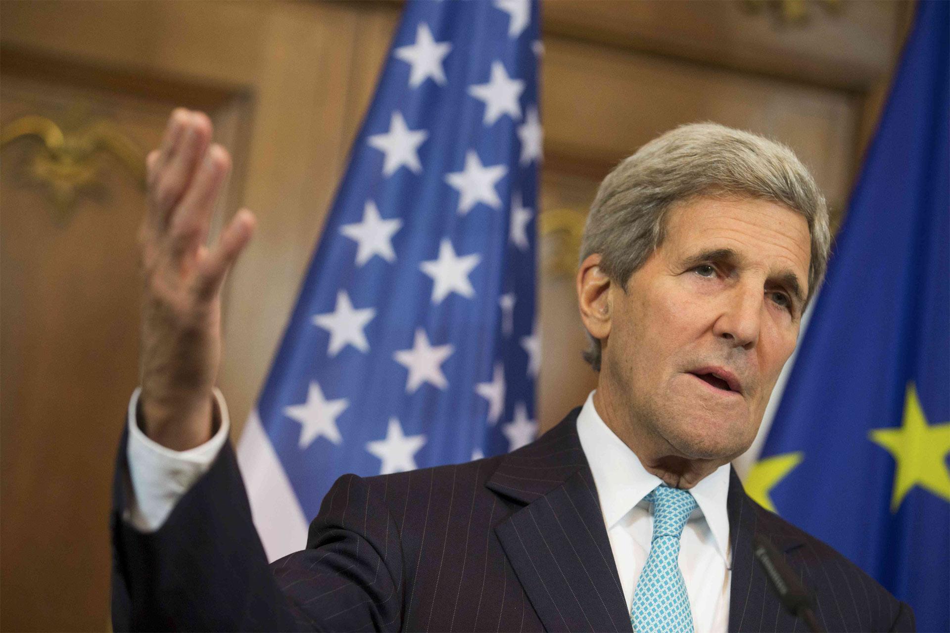 El secretario de Estado norteamericano opina que el bloqueo a Cuba terminará antes de que exista democracia