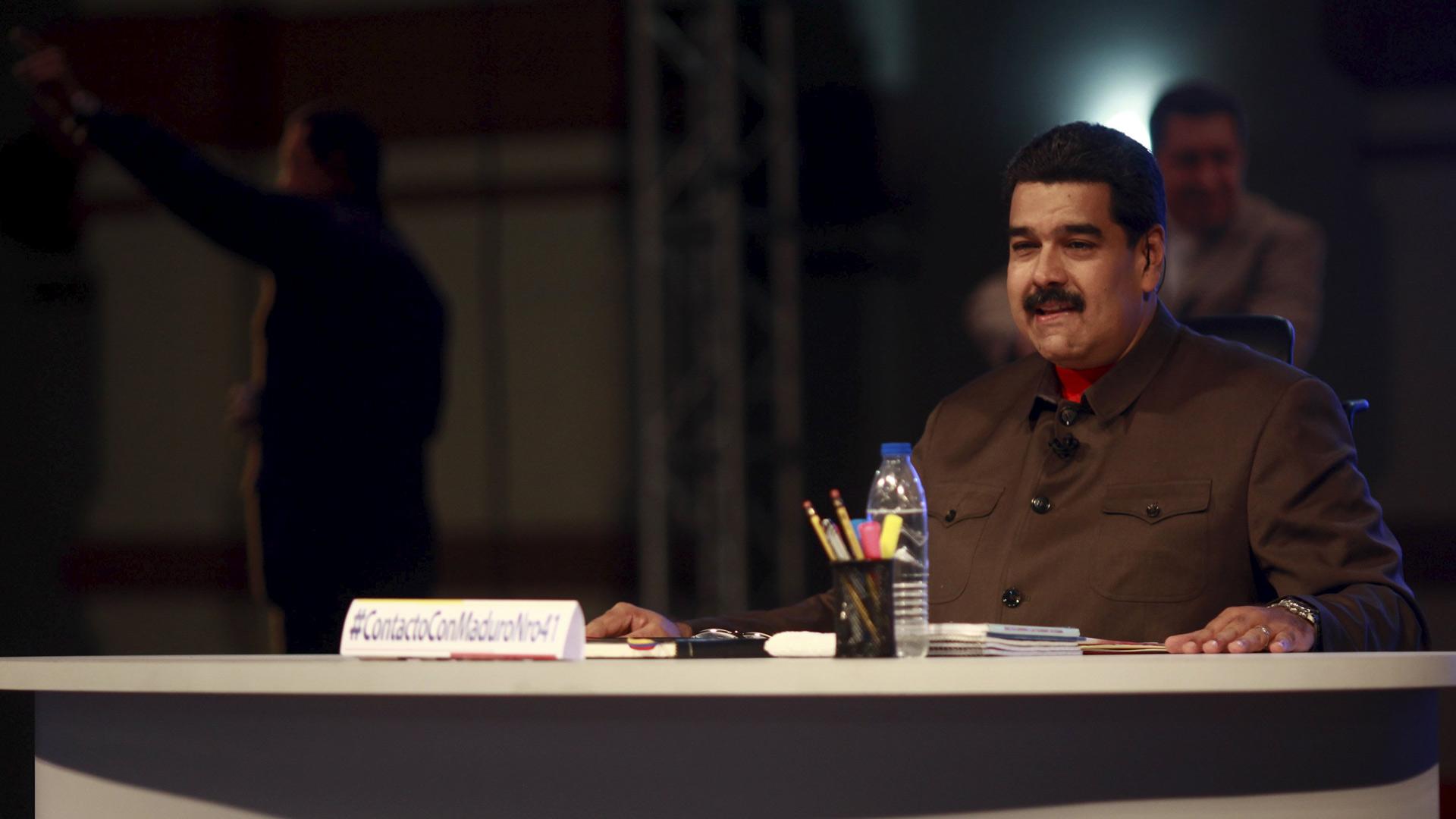 El primer mandatario venezolano repudió las declaraciones estadounidenses sobre el diferendo con Guyana