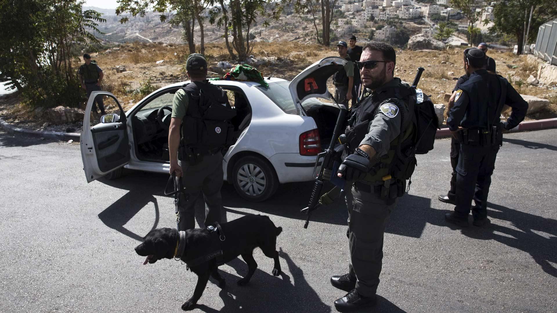 Para frenar los ataques, cerrarán entradas a urbanizaciones palestinas y judías