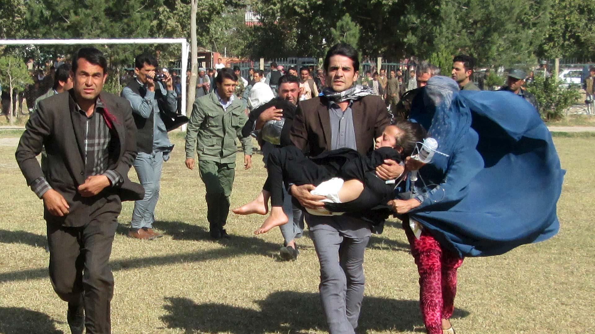 El primer ministro afgano, Nawaz Sharif, ha rechazado todas las ofertas de ayuda internacional