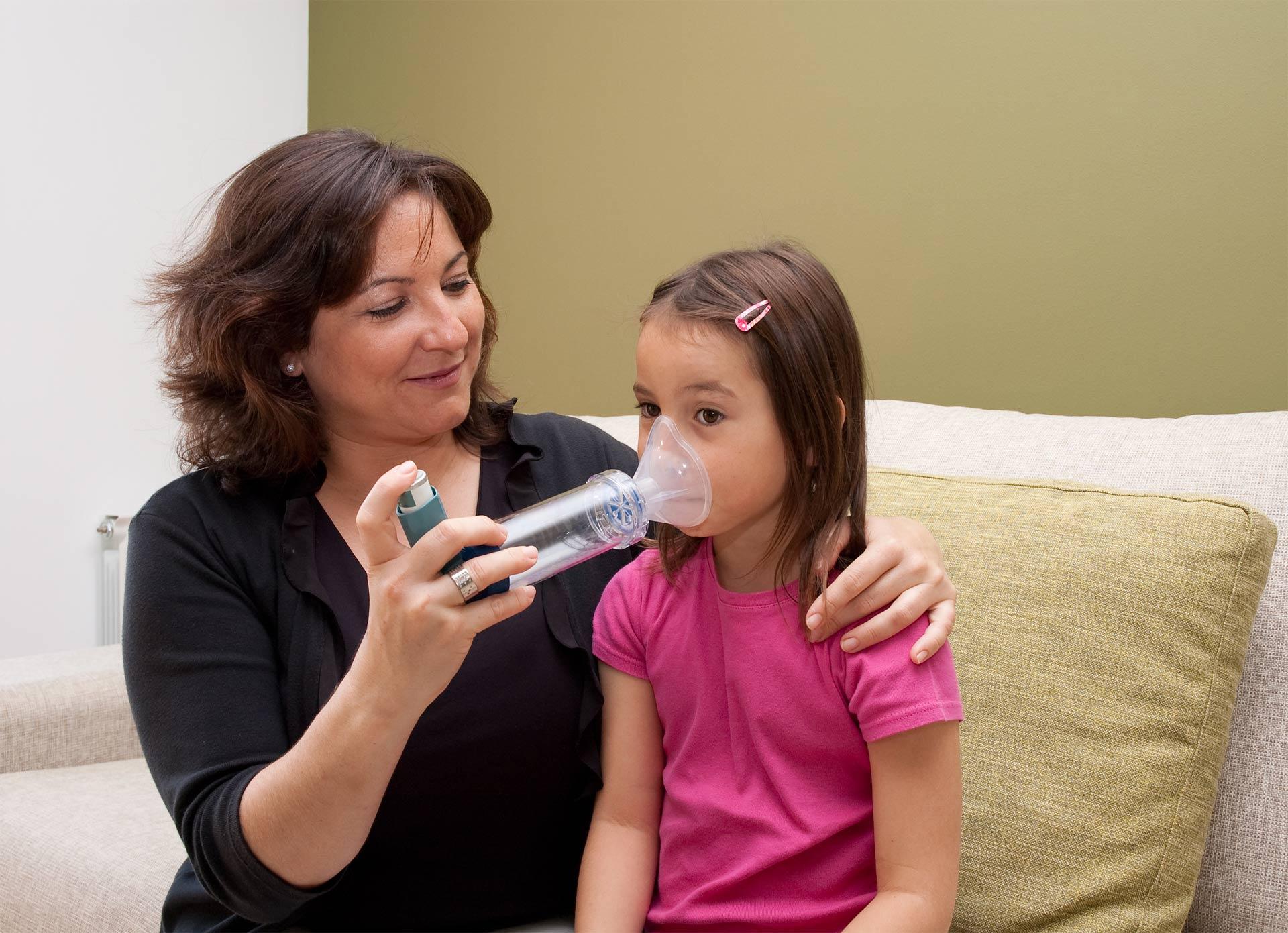 Protege a tus hijos de posibles crisis asmáticas con algunos cuidados en el hogar