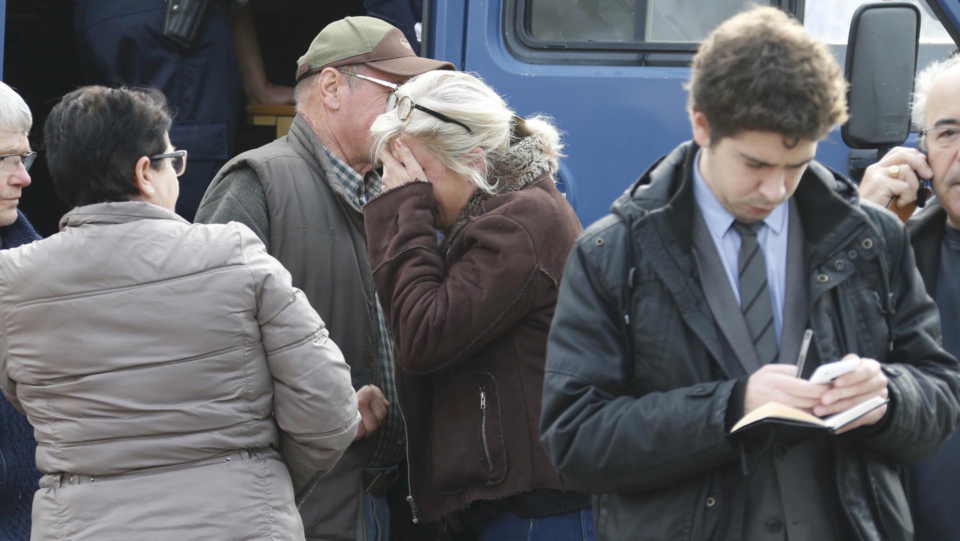 Este es el peor accidente en Europa desde el más grave ocurrido en Francia en 1982