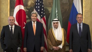 Ambos países acordaron coordinar acciones militares, incluyendo sus fuerzas aéreas en Siria