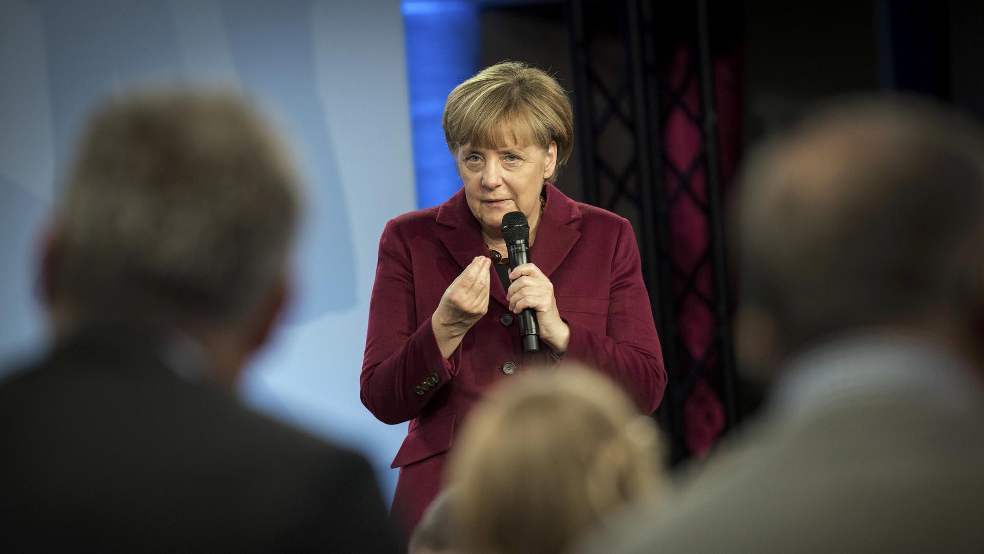 La funcionaria alemana espera traer nuevos acuerdos firmados de Pekín