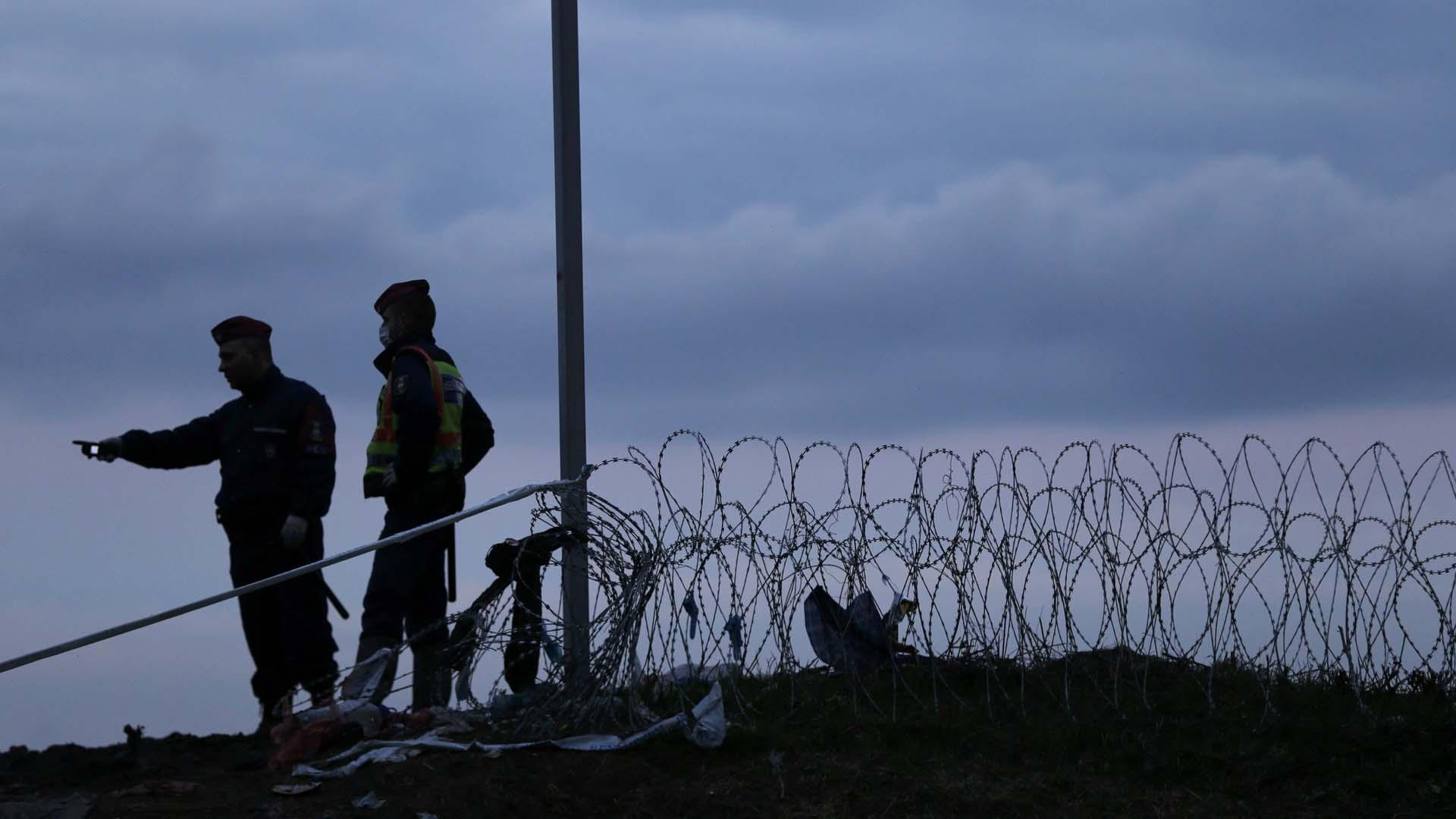 Refugiados deberán buscar vías alternas para poder llegar a Europa occidental