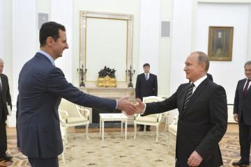 El presidente ruso afirmó que la solución del conflicto puede lograrse a través de un proceso político