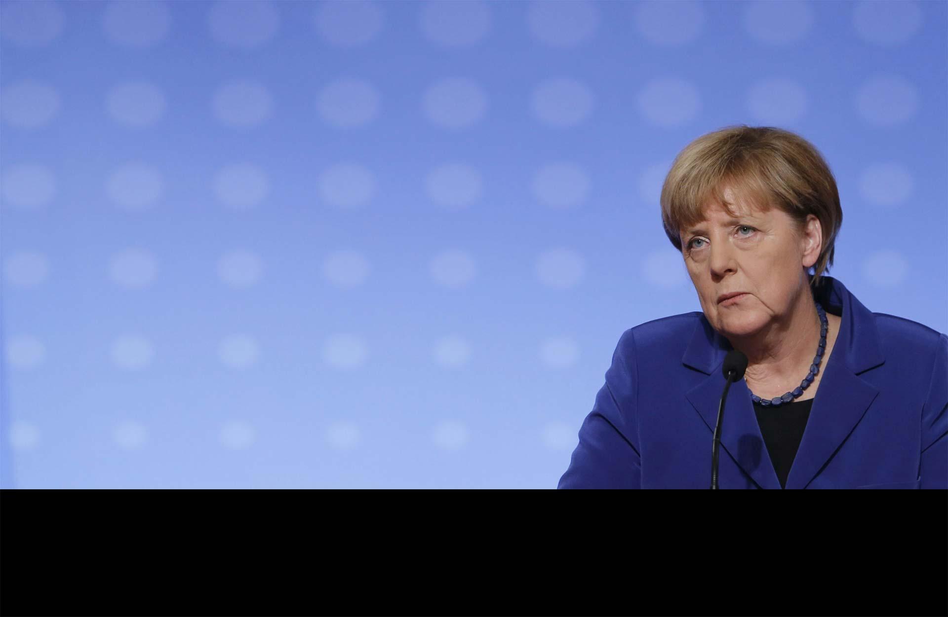 Merkel defiende su gestión ante crisis de refugiados