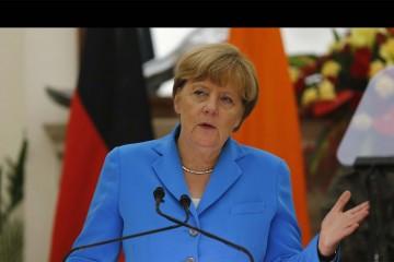 Merkel toma las riendas de la crisis de refugiados