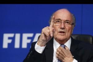 Blatter empieza a confesar