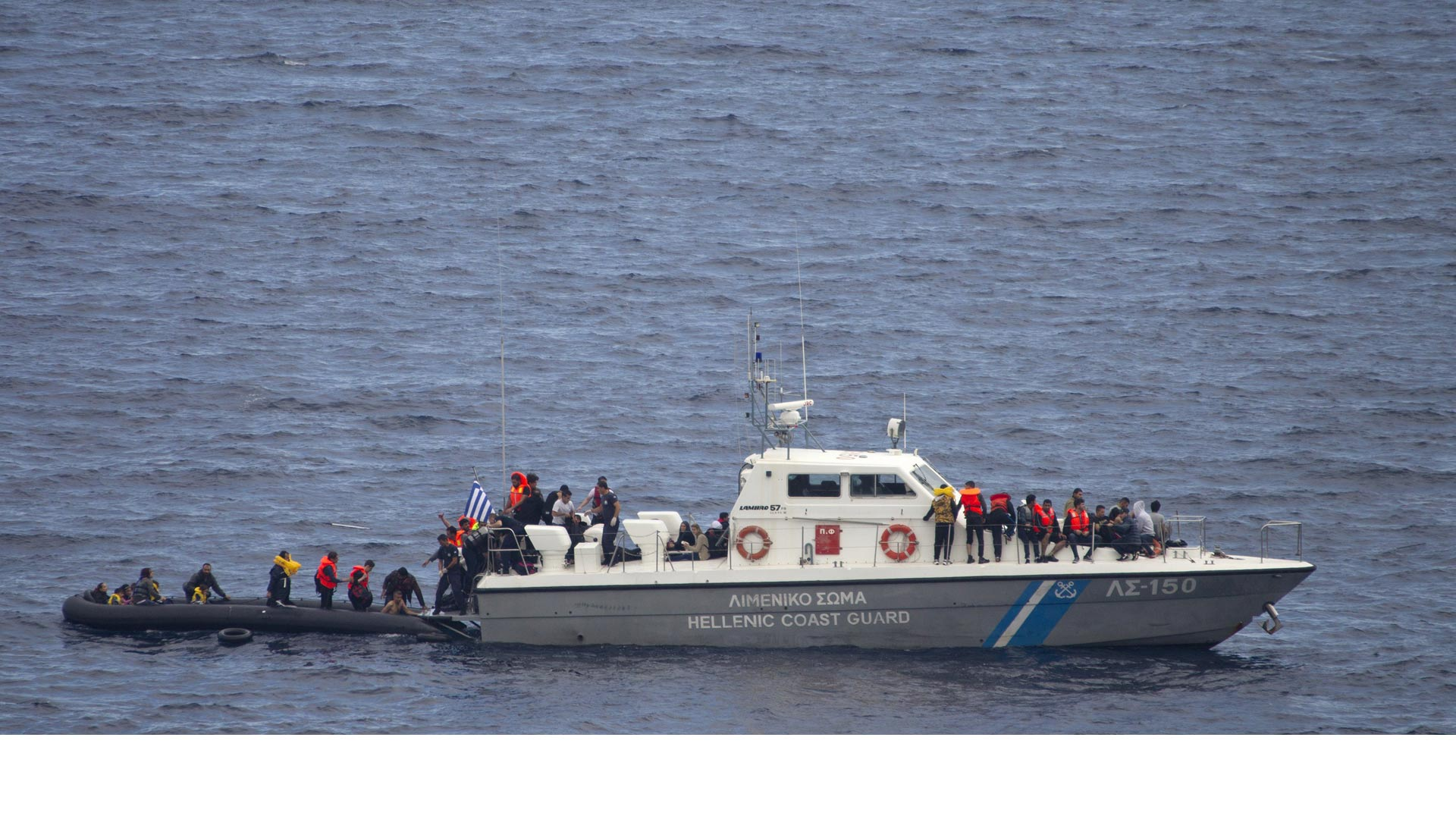 Desde ahora, militares podrán detener y registrar embarcaciones fuera de las aguas territoriales libias