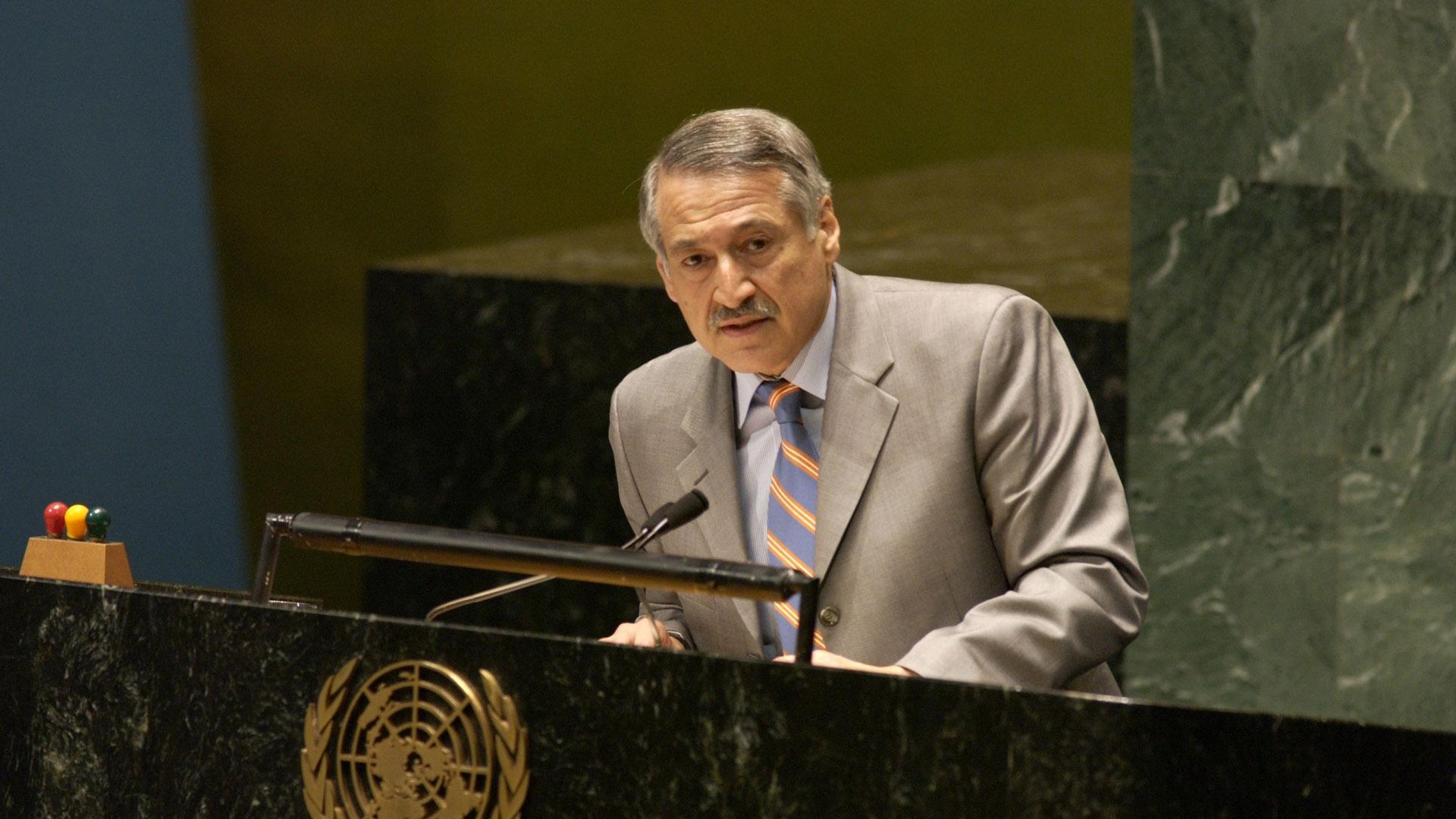 En la reunión también se habló de acuerdos comerciales y apoyo en la seguridad entre las dos naciones