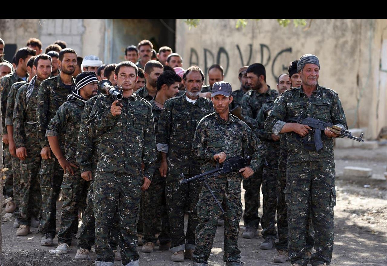 Kurdos sirios podrían haber abusado de su poder