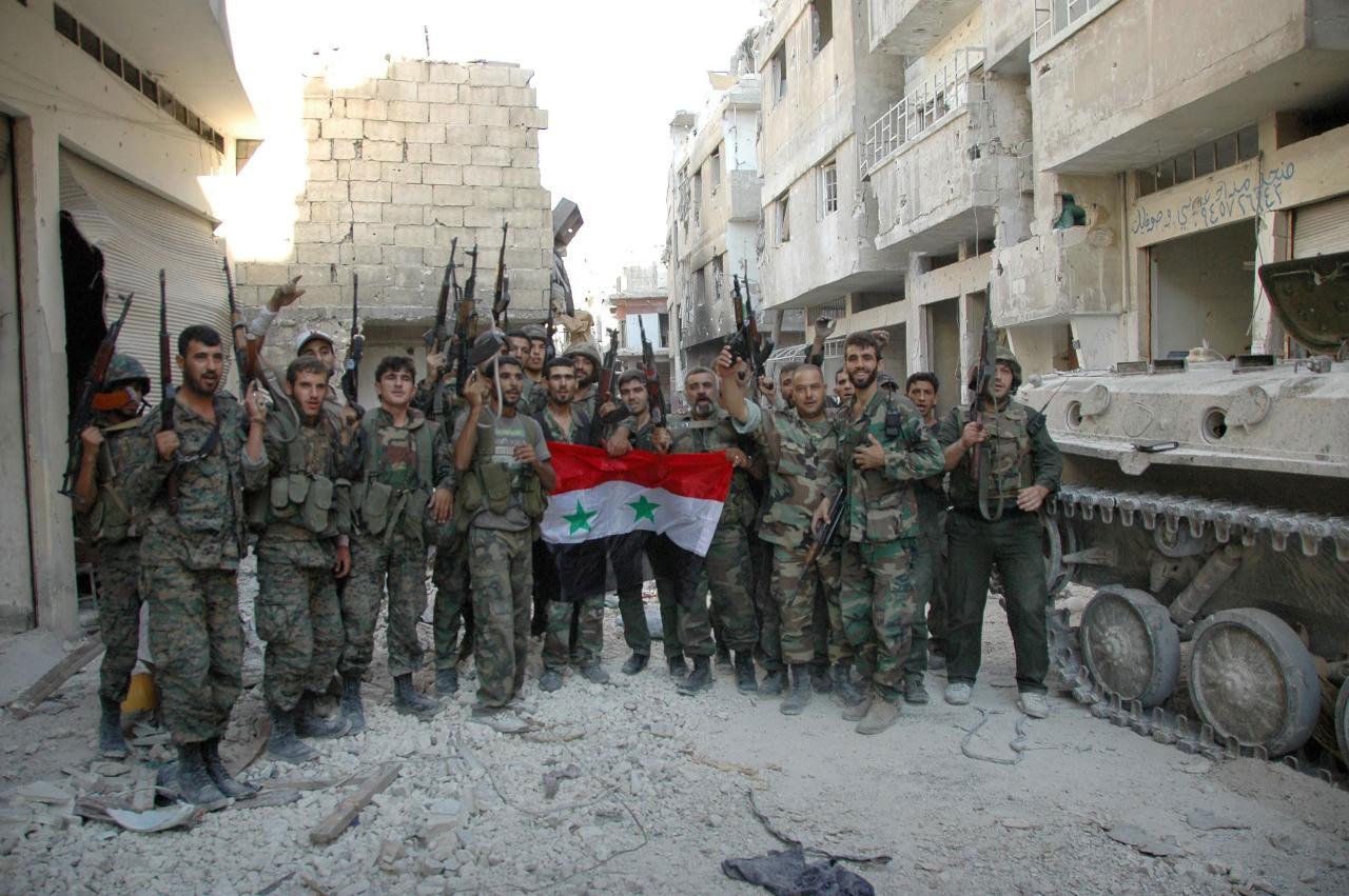 Gobierno sirio recibe el apoyo de Rusia