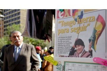 Afirman que existe una persecución contra todo juez o fiscal que no esté a favor de Evo Morales