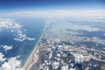 Inspectores y especialistas se encuentran en el Golfo de México recolectando evidencia