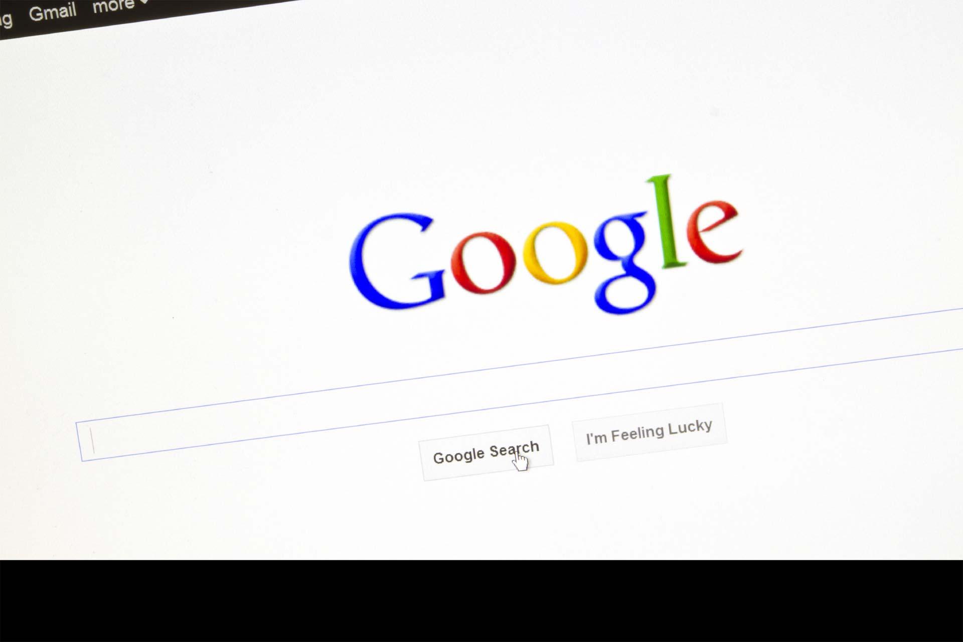 Fue dueño de Google.com por unos minutos
