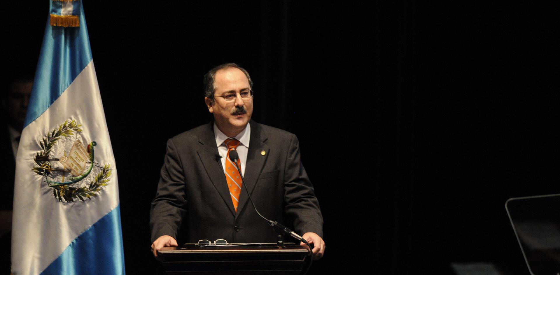 Muadi fue congresista desde 2011 por el partido de Otto Pérez Molina