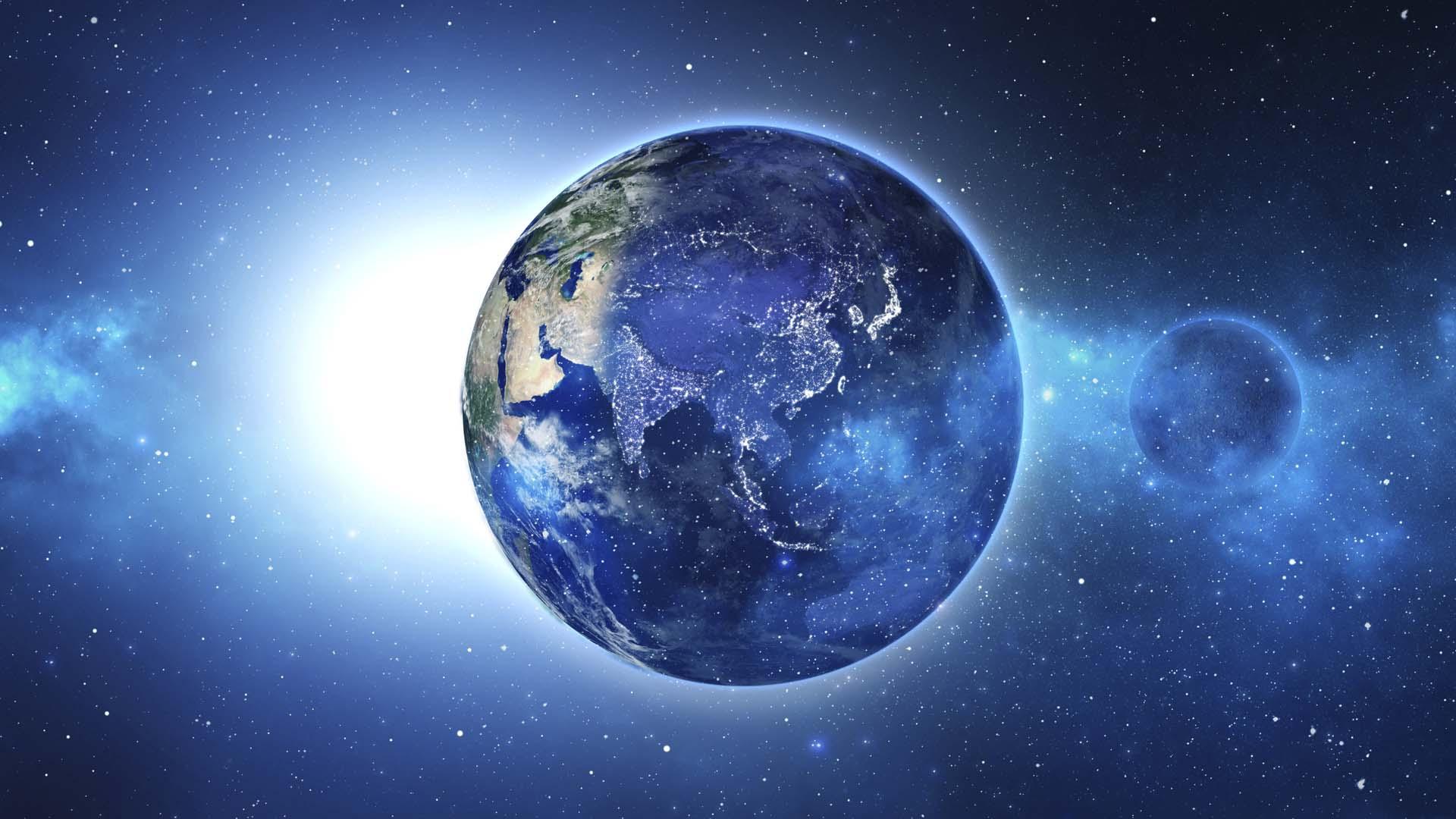 Estrenaron una web en donde se puede ver lo que capta la cámara de nuestro planeta