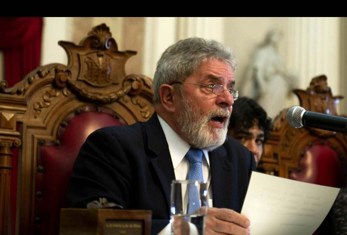Investigan cuentas de Lula da Silva
