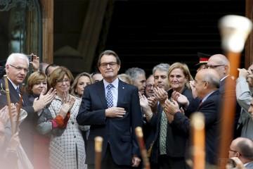 El jefe de Cataluña podría enfrentarse a penas de suspensión e inhabilitación de hasta 10 años