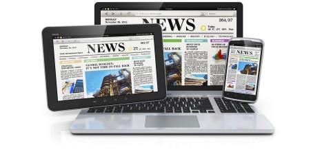 La nueva prensa web es mucho más que hacer periódicos escritos para internet, es la suma y complementación de diferentes maneras de presentar la información
