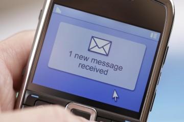 Ciberdelincuentes estafan con mensajes de texto
