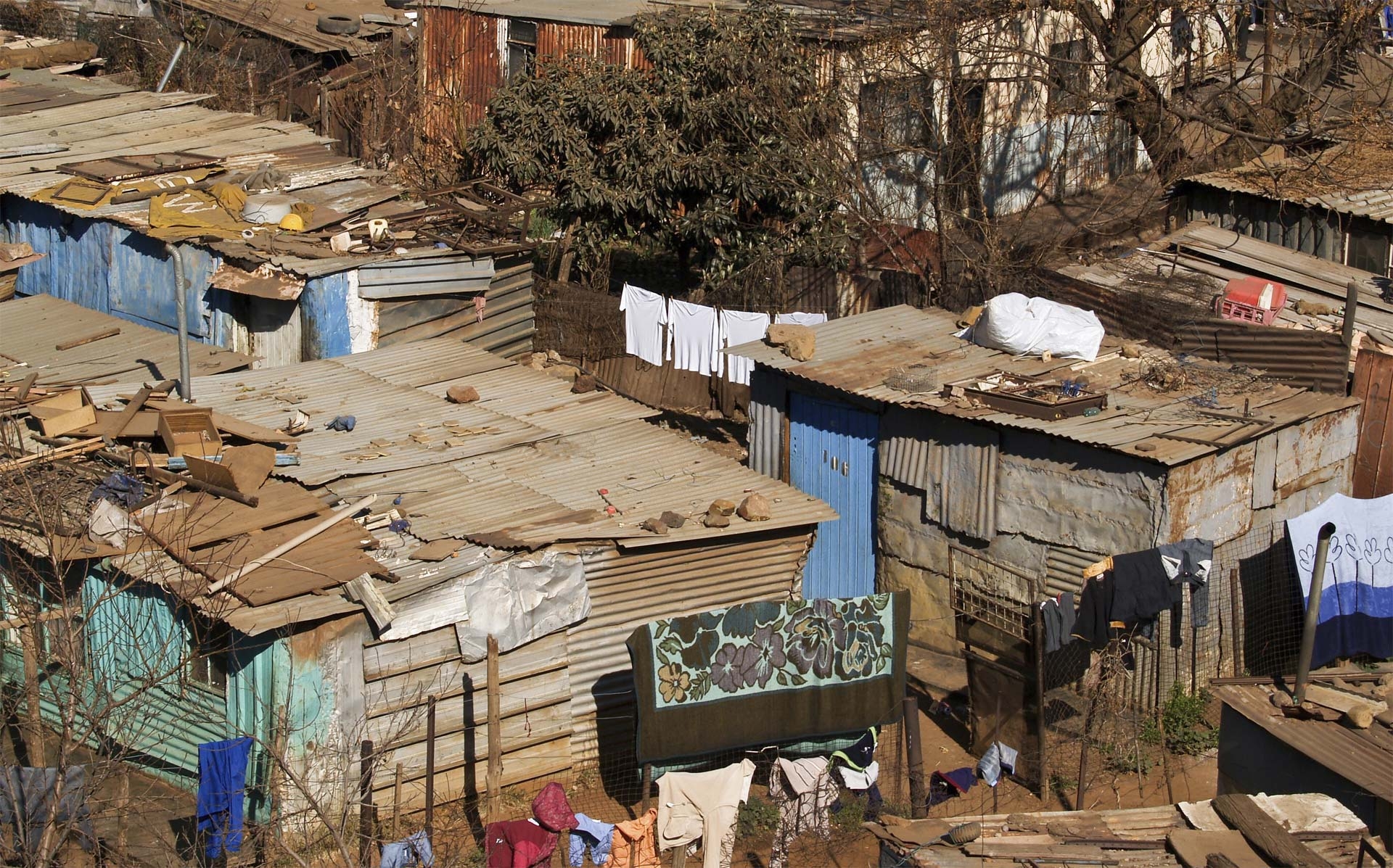 Es posible acabar con la pobreza en 15 años