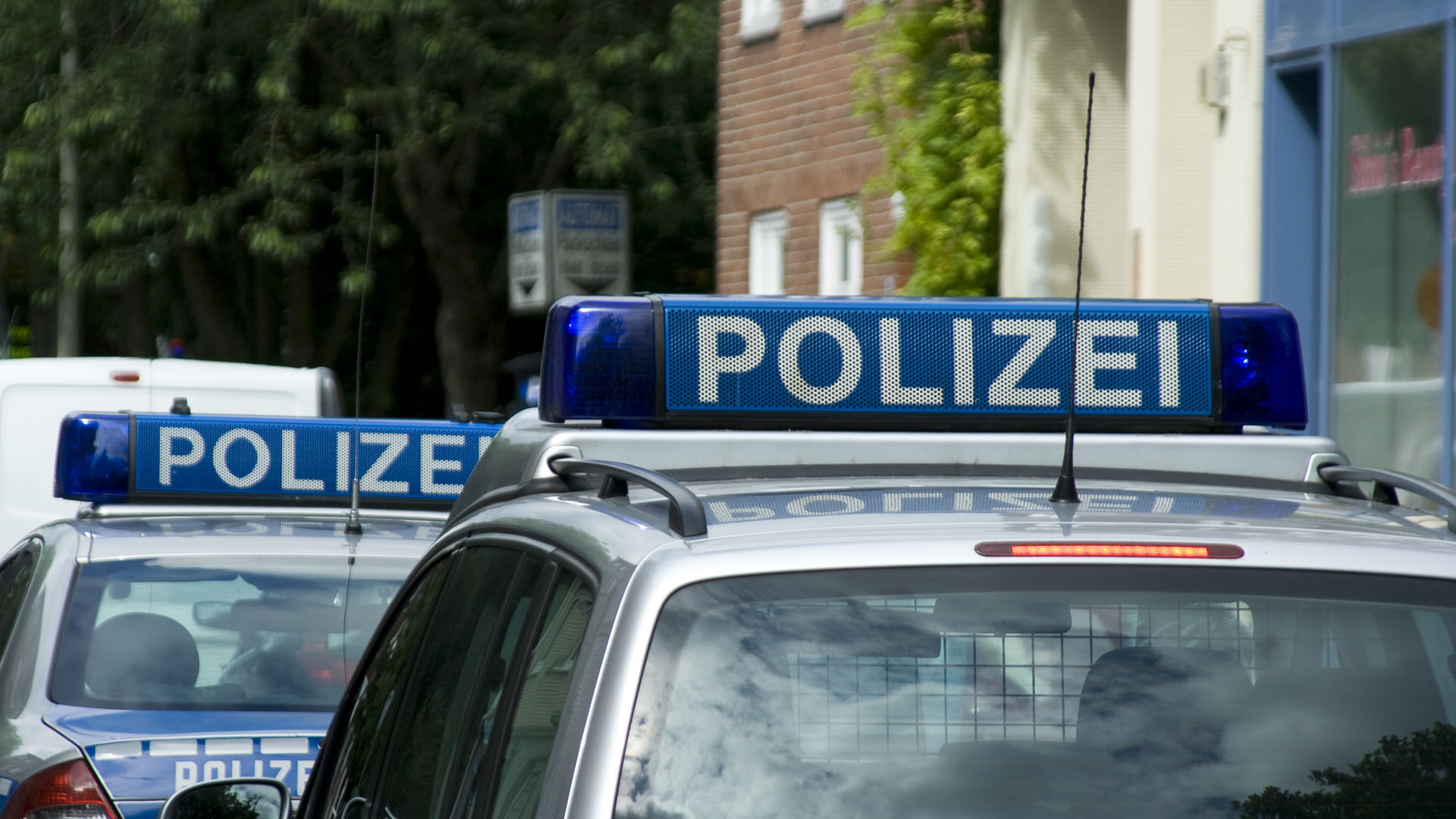 El ministro de Interior alemán informó que se detuvo a tres personas durante la operación
