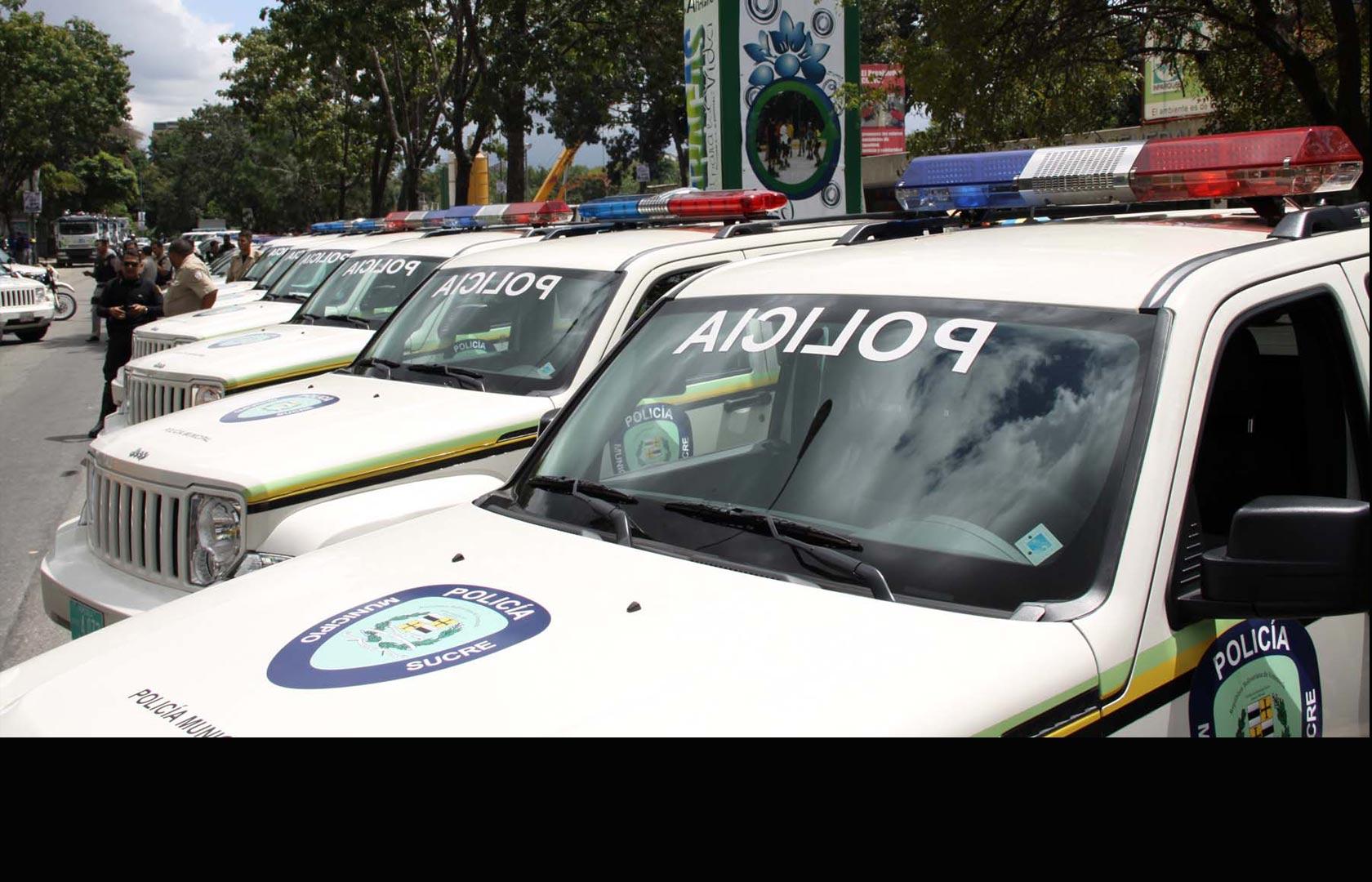 Funcionarios de la Brigada motorizada de Polisucre desarticularon una organización dedicada al secuestro y la extorsión