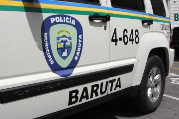 Cerca de las 7:00 am de este martes ocurrió un enfrentamiento entre secuestradores y Polibarutas en Hoyo de La Puerta