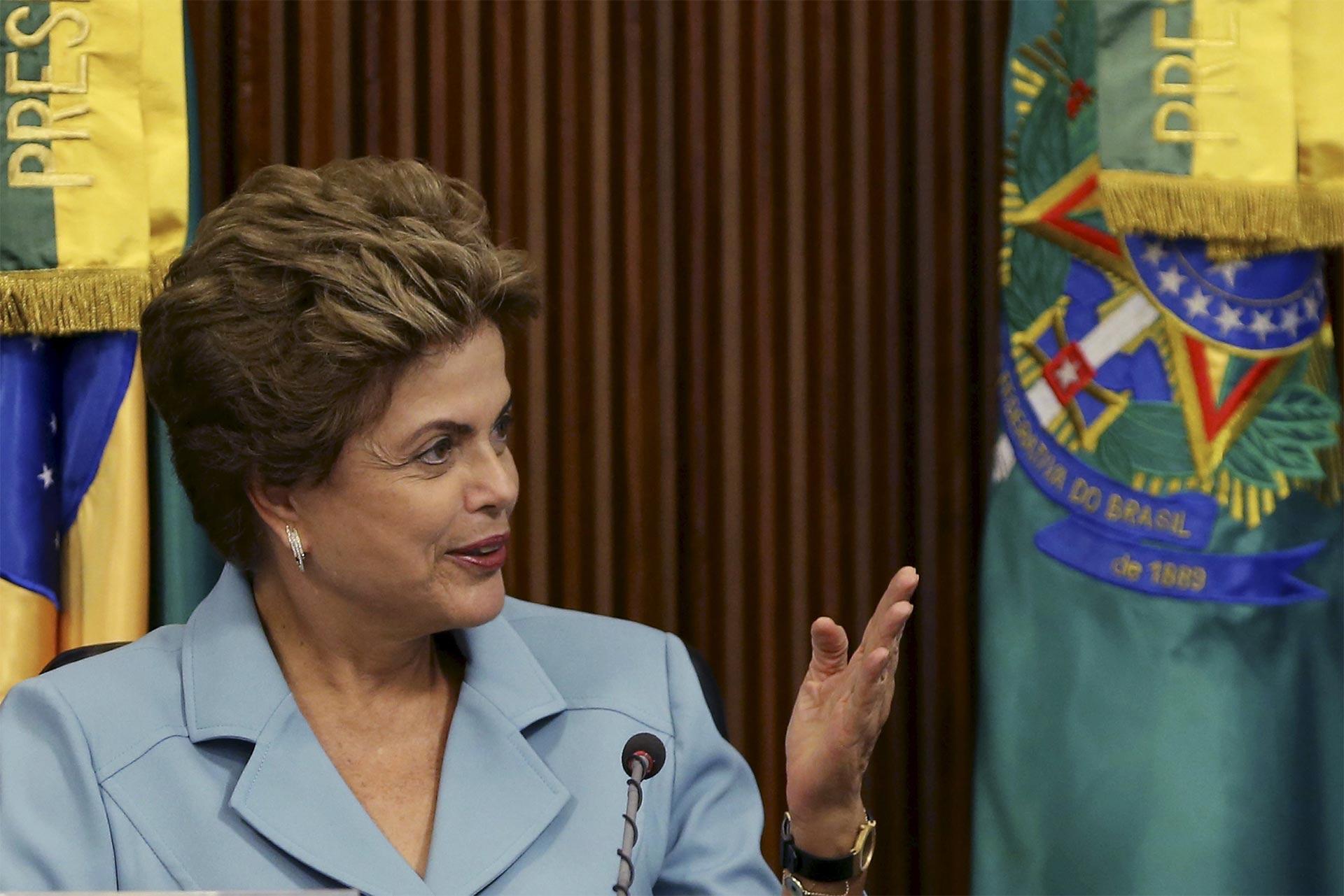 El gobierno de la presidenta de Brasil obtuvo este martes un triunfo en la Suprema Corte del país