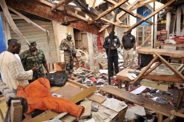 Durante el año han ocurrido alrededor de 304 matanzas a mano de organizaciones terroristas