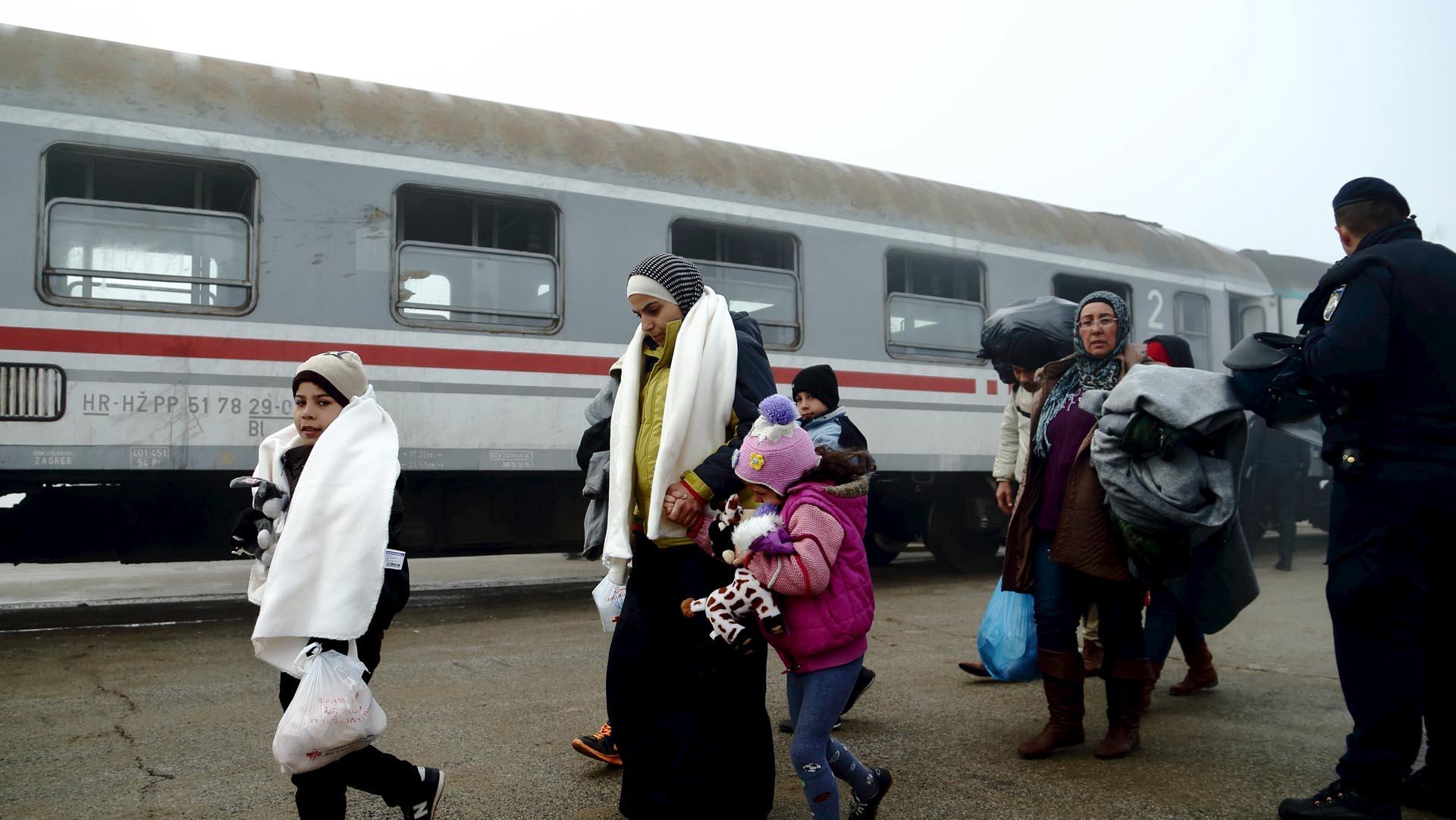 El trayecto por el Mediterráneo es el más peligroso. Ya han muerto 43 personas