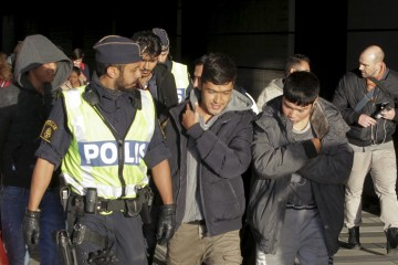 El endurecimiento del control migratorio se produjo luego de los atentados en París