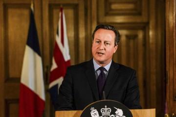 El Primer Ministro británico aseguró conseguir una mayoría parlamentaria para actuar contra el Estado Islámico