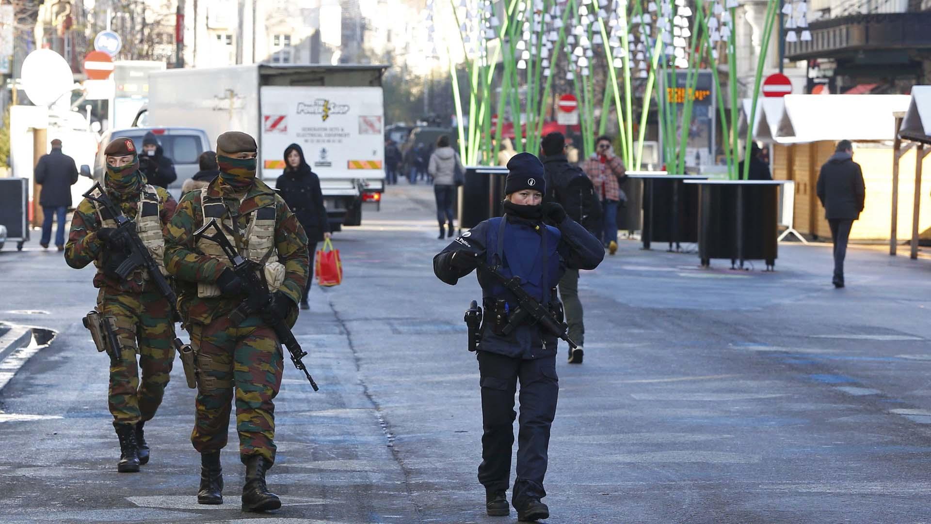 Desde el domingo han detenido a 21 personas por estar vinculadas con actividades terroristas