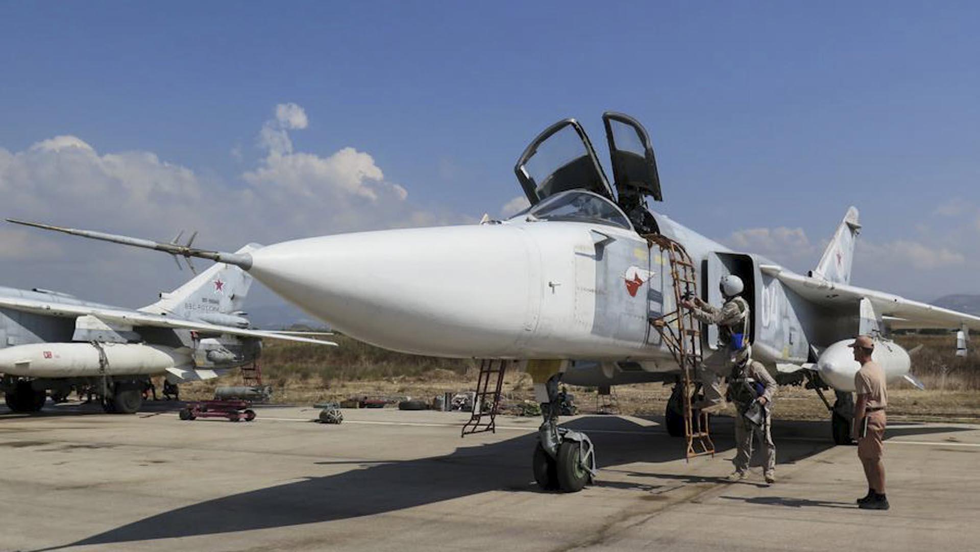 El Observatorio Sirio informó sobre nuevos ataques aéreos rusos cerca de la frontera turca