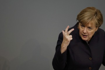 La canciller alemana afirmó que el aislamiento no resolverá el problema