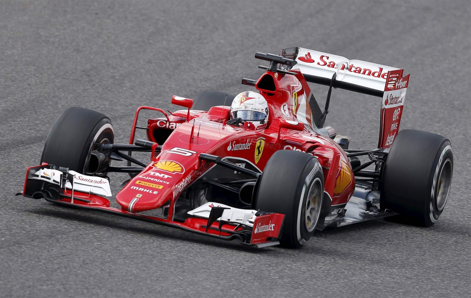 Sergio Marchionne sondea posibilidad de ofrecer servicios de motores a Red Bull