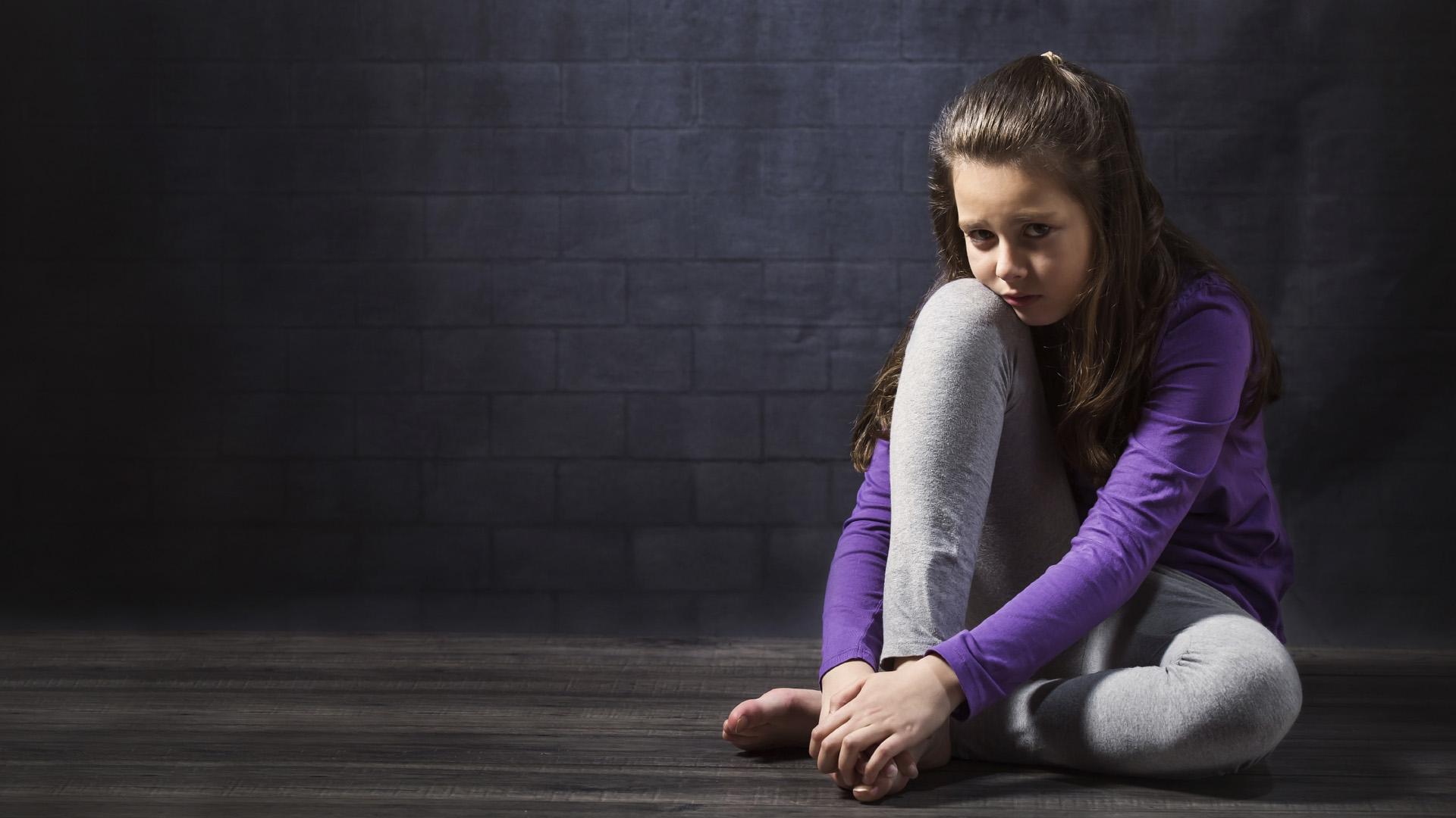 El estudio afirma que los niños maltratados tienden a ver los rostros de otras personas como enfadados o llenos de ira