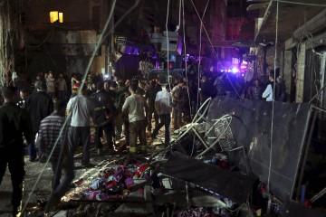 La explosiones dejaron más de 150 personas heridas y causaron daños materiales en cuatro edificios