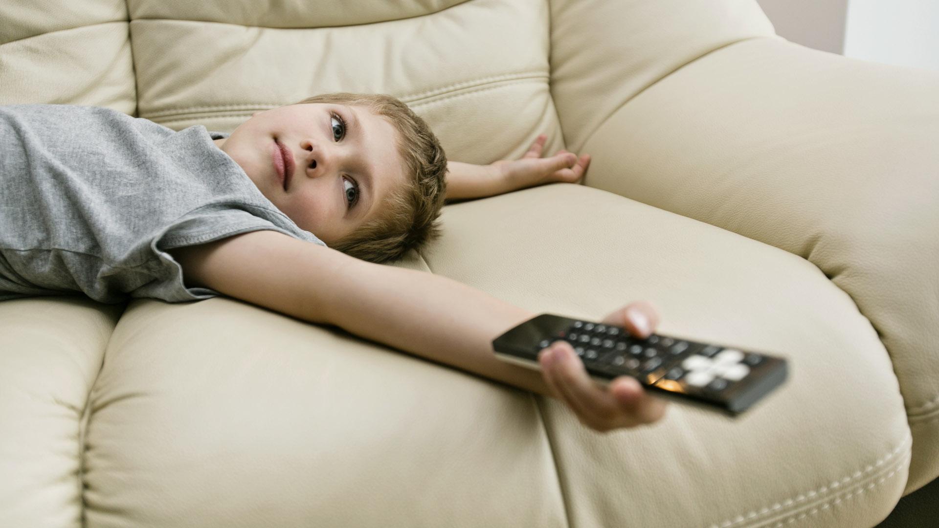 El estudio explica que los infantes deben enfocarse en actividades recreativas para tener un desarrollo equilibrado
