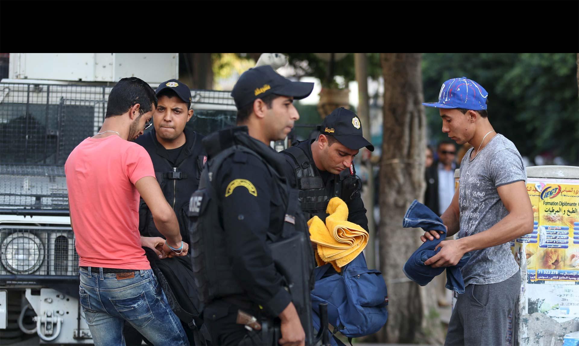 El operativo desplegado tras la activación del estado de emergencia dejó 31 detenidos