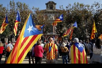 Según una encuesta, la diferencia entre los que quieren la separación de España y los que rechazan esta posibilidad es de solo un punto